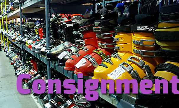 Consignments