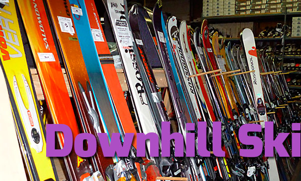 Skis Are Here!
