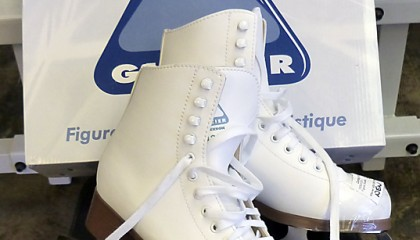 New Glacier Women's Figure Skates