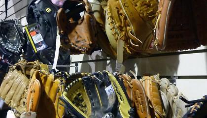 Baseball and Softball Gloves